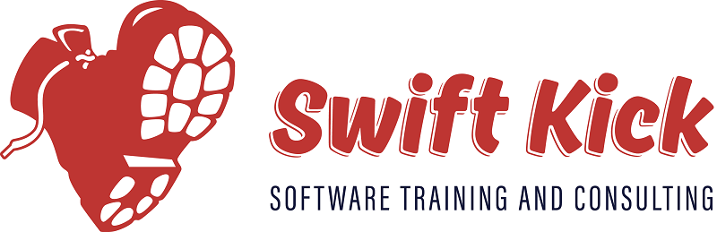 Swift Kick Logo